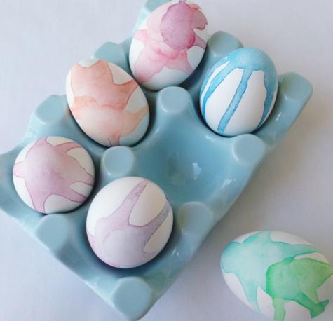 Decorazioni pasquali copia queste 7 idee originali per - Decorazioni uova pasquali per bambini ...