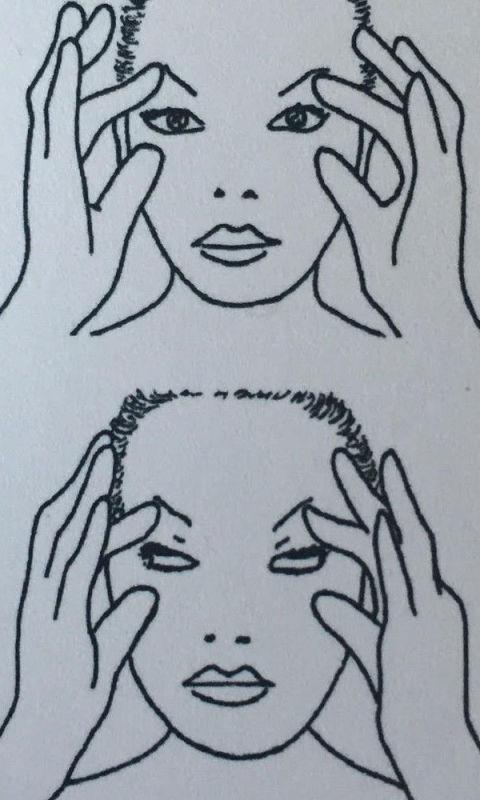Conosciuto Yoga viso: 5 esercizi antirughe che funzionano davvero YQ69