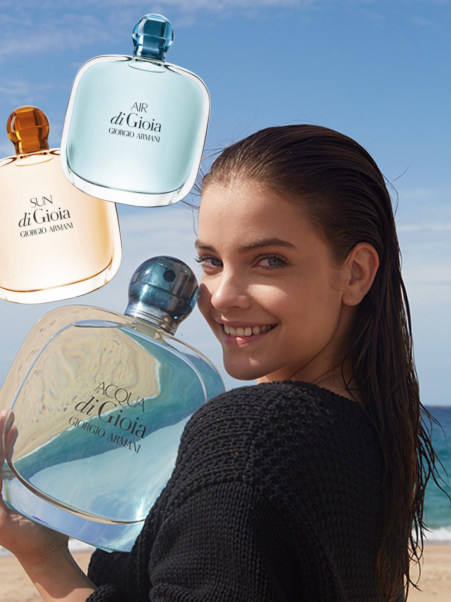 Profumi 10 fragranze che celebrano il mare mediterraneo for Giorgio armani figli