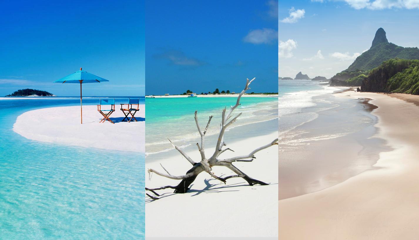 Le foto delle 10 spiagge pi belle del mondo nel 2016 per tripadvisor - Le 10 cucine piu belle del mondo ...