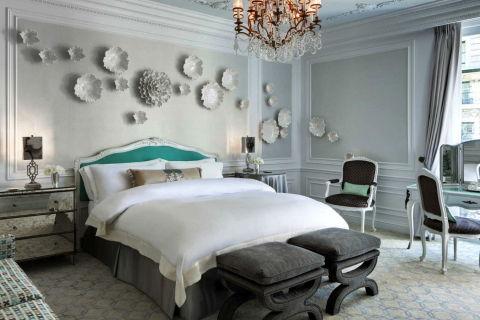 Hotel di lusso 15 hotel di design nel mondo firmati da for Arredi parigini subito
