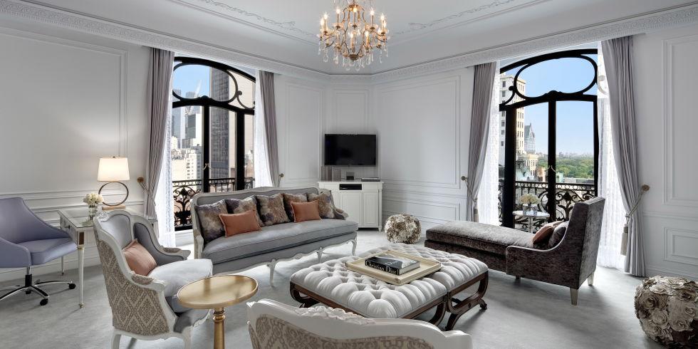 Simple dior suite del st regis with interior designer famosi for Interior design famosi