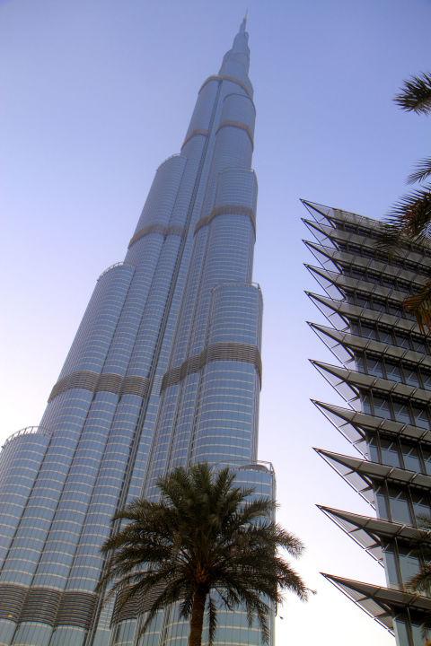 Cosa vedere a dubai il design district - Dubai grattacielo piu alto ...