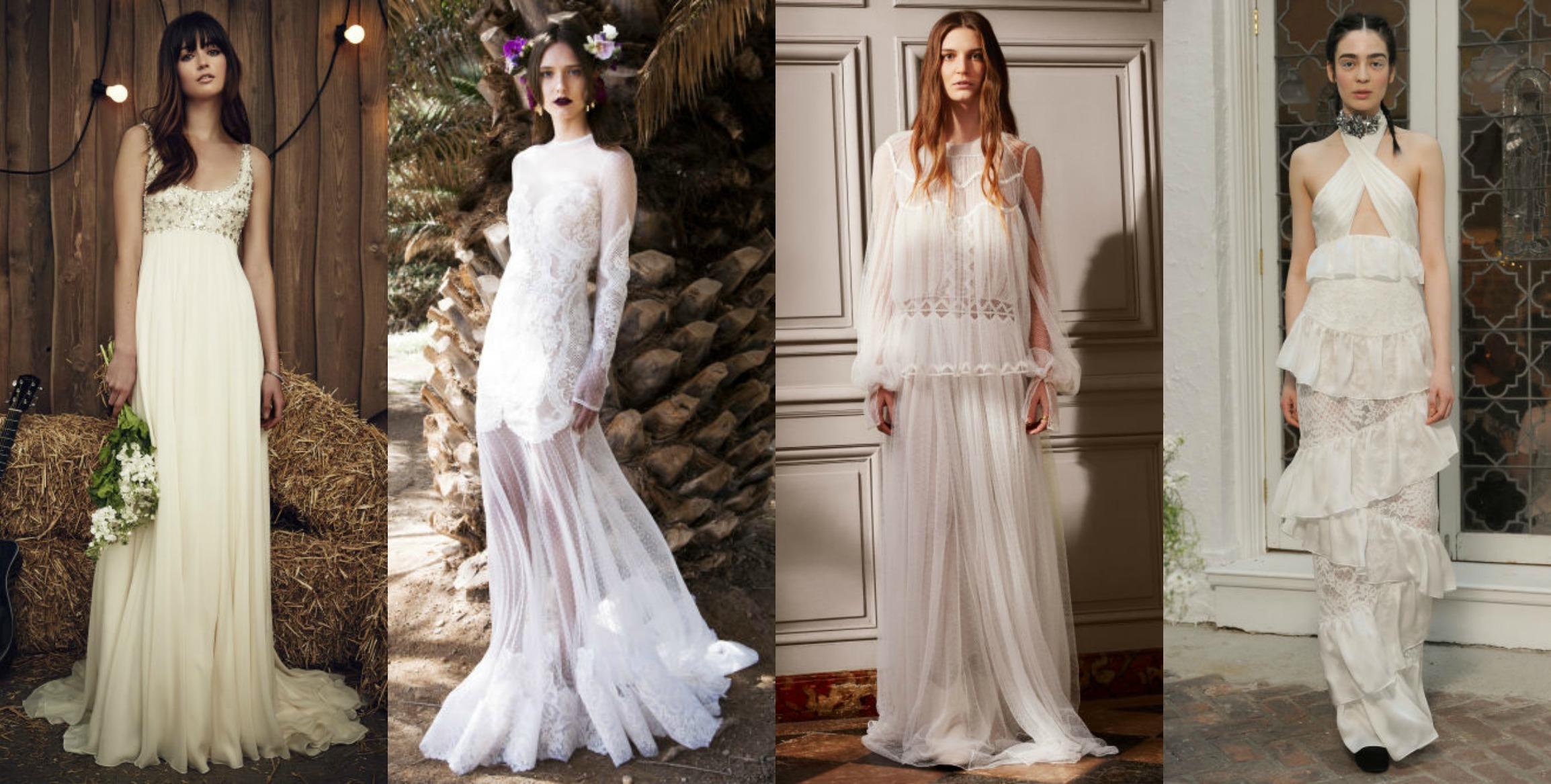 Vestiti Per Matrimonio Spiaggia : Abiti da sposa modelli per un matrimonio all aperto