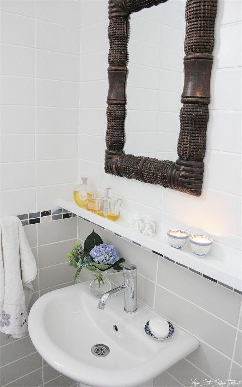 Riciclo creativo: la second life degli oggetti dell'Ikea in bagno
