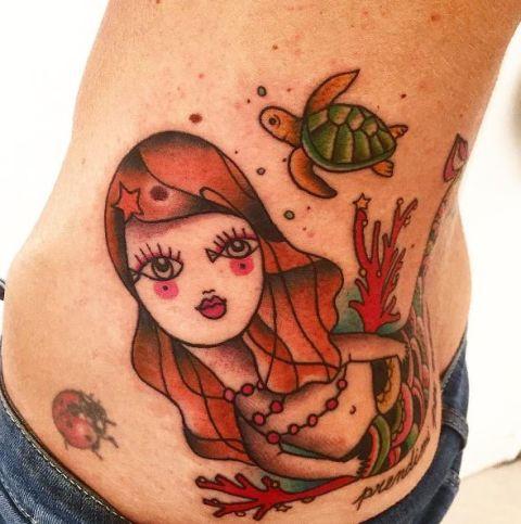 Tatuatori famosi i migliori 10 for Prezzi tatuaggi amanda toy