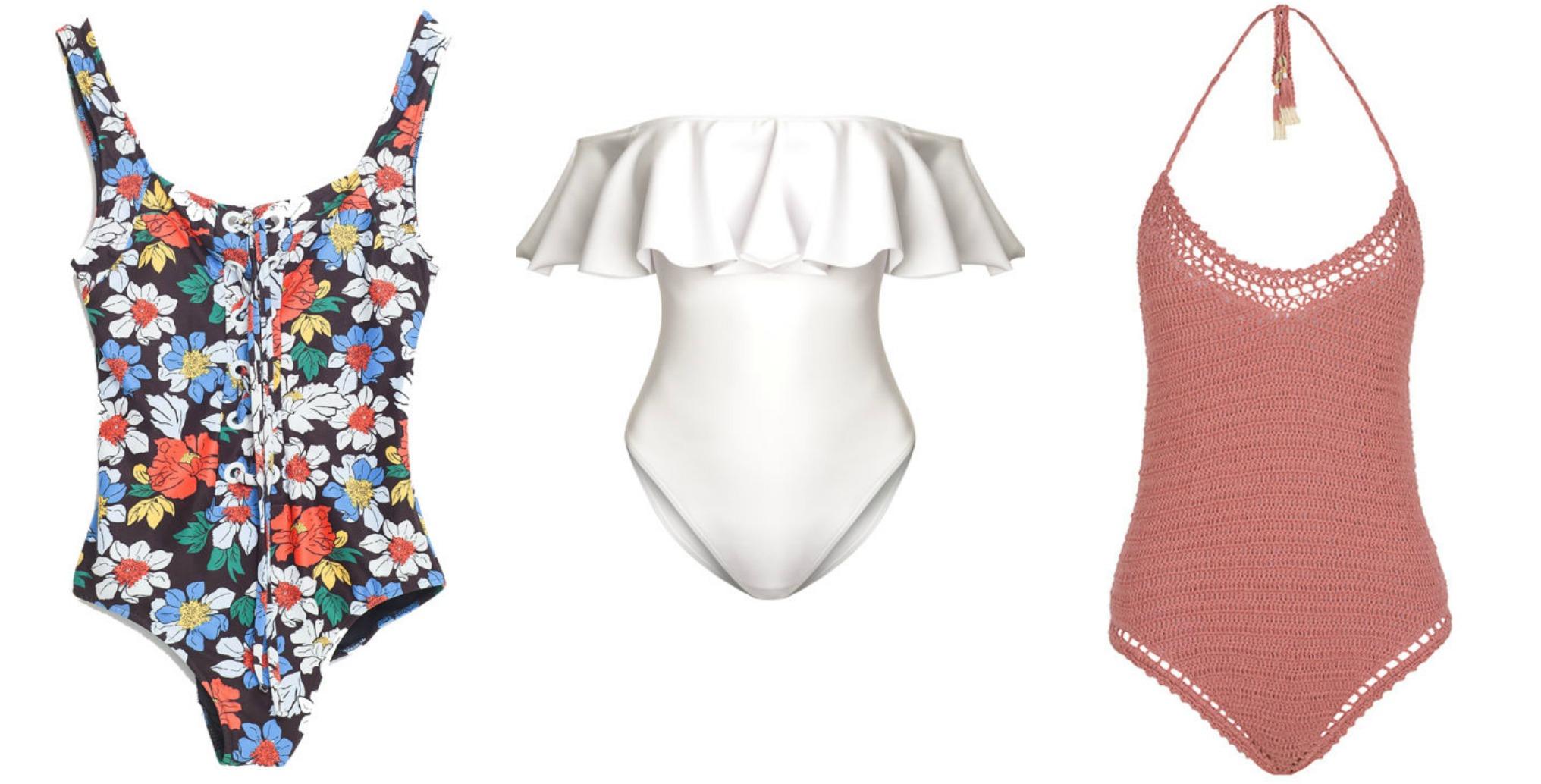 Moda mare 2016 25 costumi da bagno interi glam - Costumi da bagno interi ...