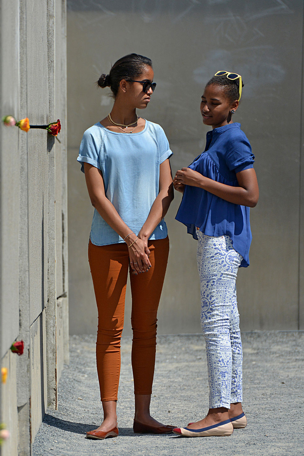 Sasha and Malia Obama's Best Fashion Looks - Style 33