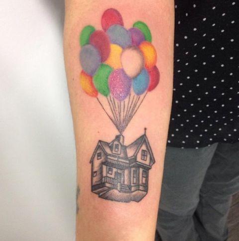 Tatuaggi piccoli e femminili i disegni da copiare for Piccoli disegni di casa