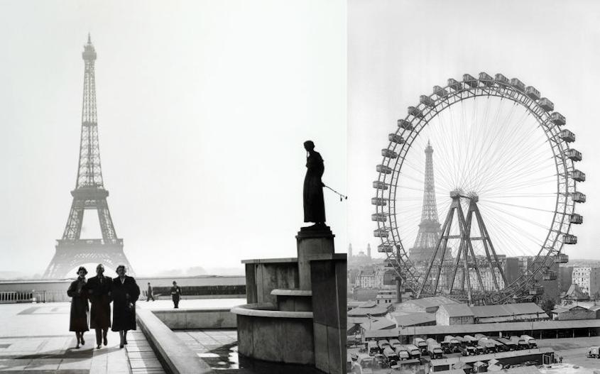 abbastanza Parigi vintage: 25 foto bellissime in bianco e nero GV16