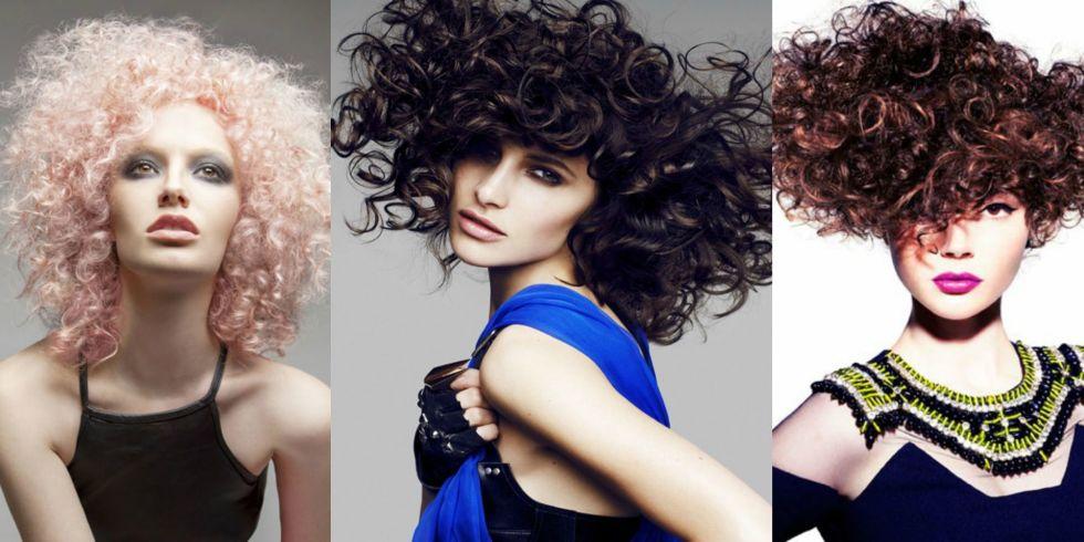 Souvent Acconciature capelli ricci: 10 idee fai da te da copiare IW42
