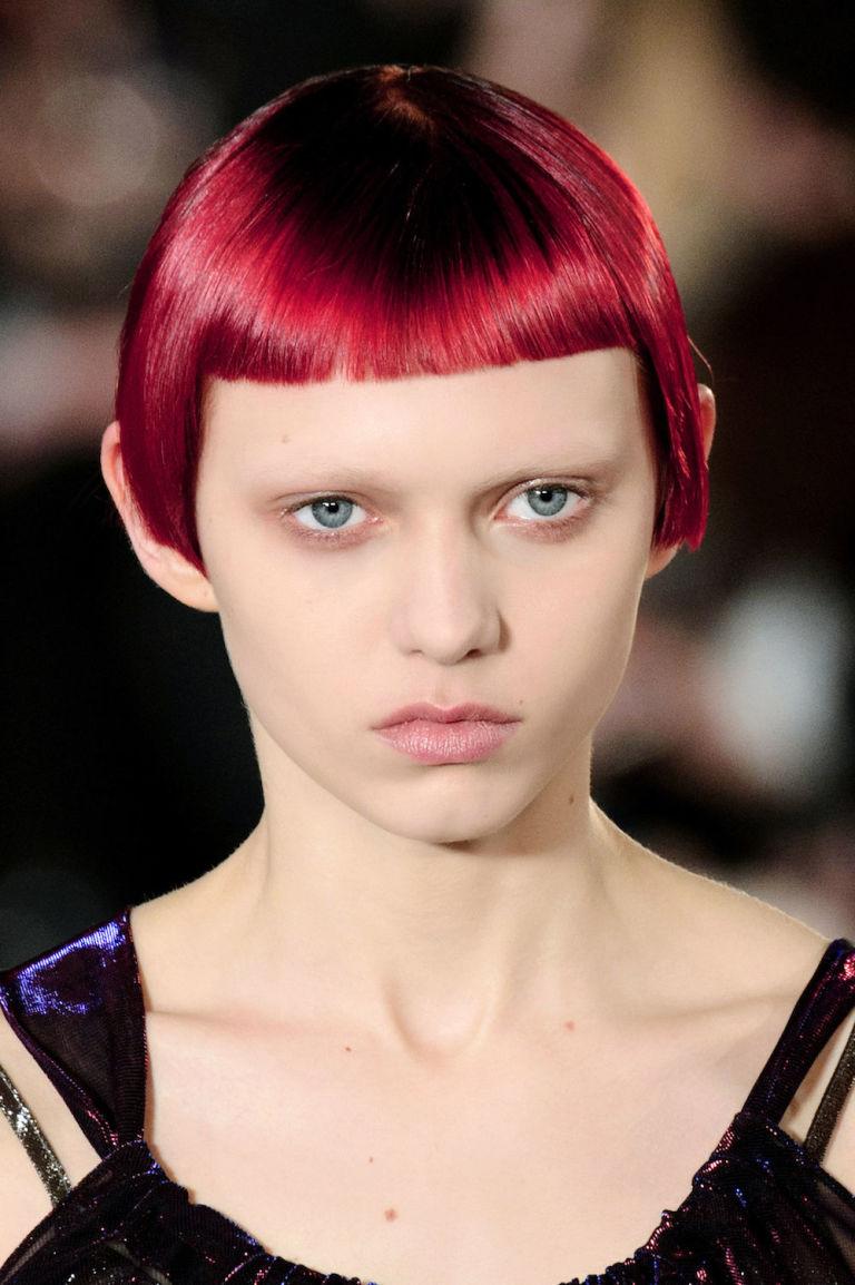 Molto Colore capelli: vai con il rosso, in tutte le sue sfumature NM61