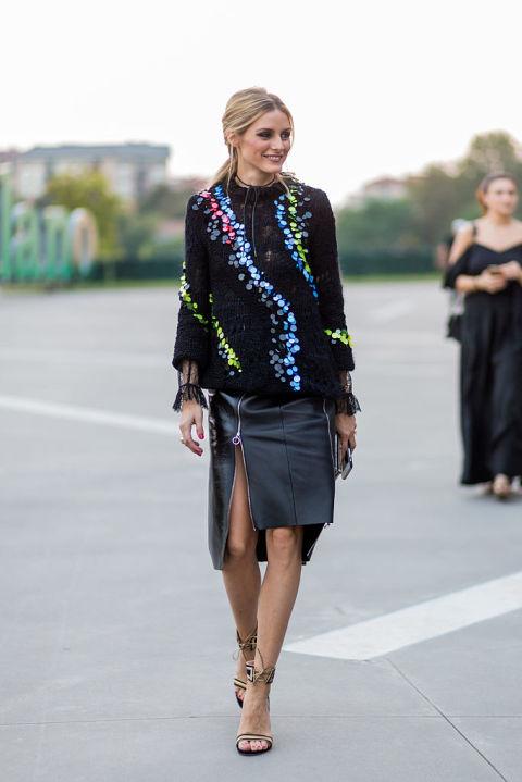 Olivia Palermo I Look Street Style Pi Belli Alla Fashion Week