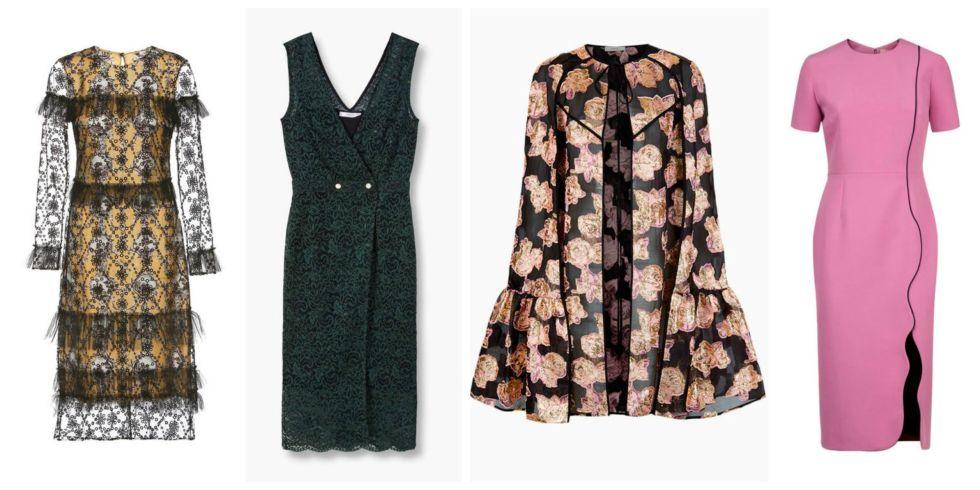 Amato 25 idee per outfit moda inverno 2017 da indossare a un matrimonio FQ65