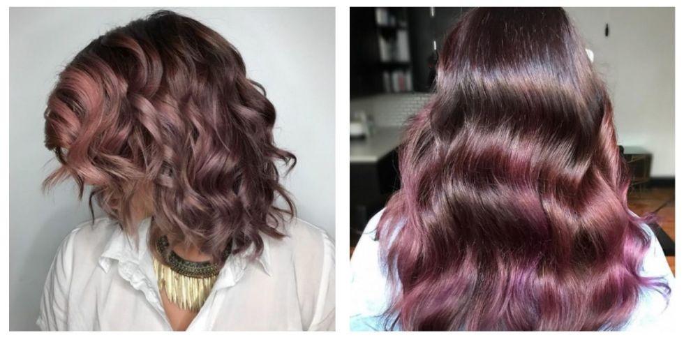 Célèbre Colore capelli: scopri come si crea il chocolate mauve FZ98