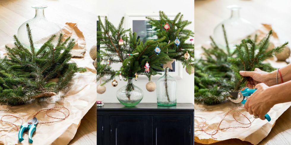abbastanza Alberi di Natale particolari: 3 idee per una casa piccola UJ79