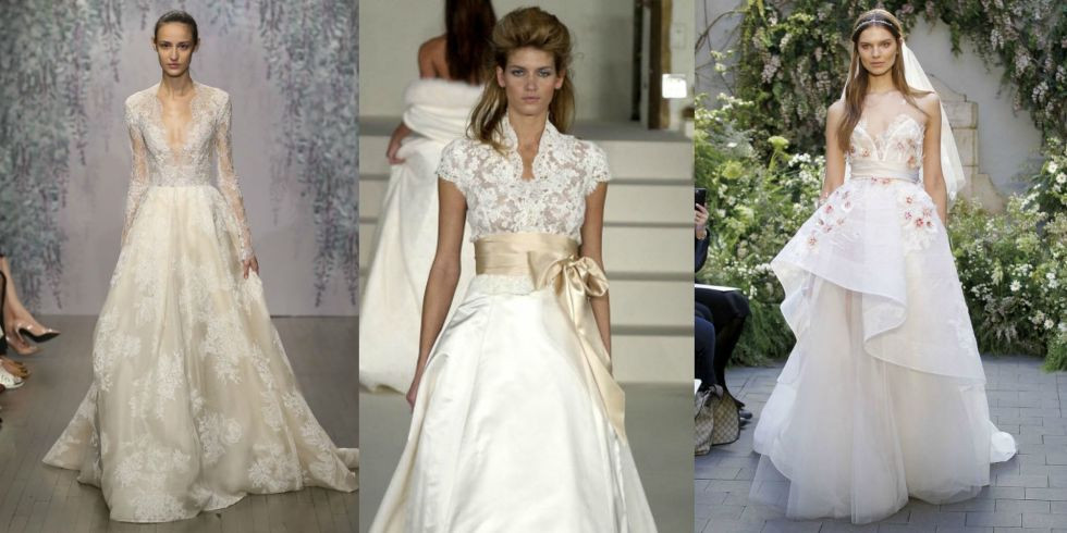 abbastanza I 21 abiti da sposa più belli creati da Monique Lhuillier RJ68