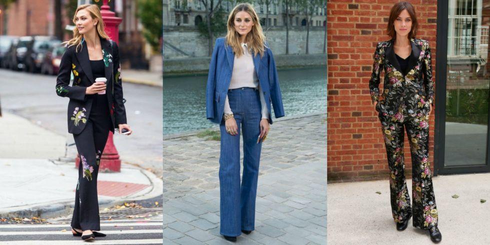 Super Tailleur pantaloni eleganti, 25 outfit delle star da copiare RK59