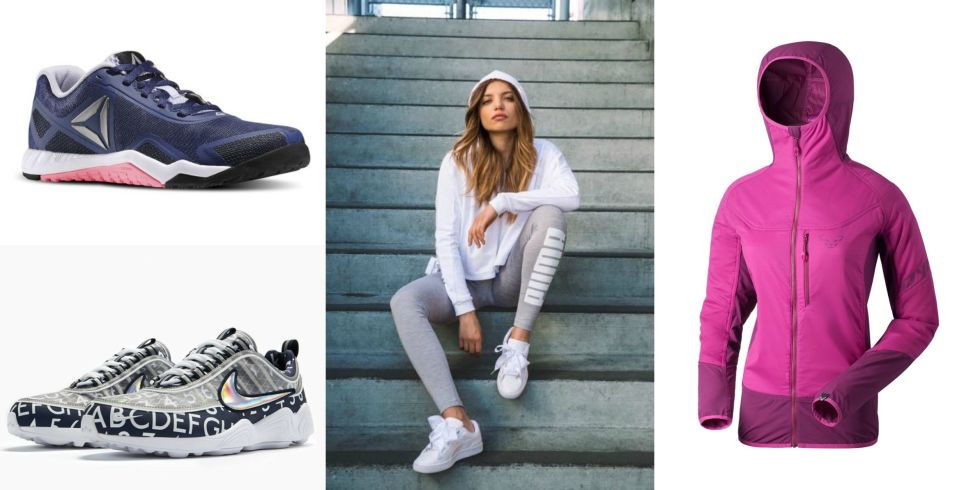 Estremamente Abbigliamento sportivo: le novità per l'inverno 2017 CB31