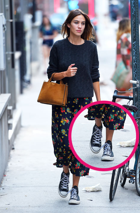 Favorito Che scarpe mettere con le gonne lunghe? XB38