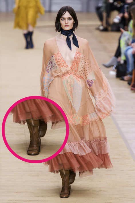 Che scarpe mettere con le gonne lunghe for Cose con la s