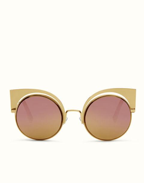 Gli occhiali da sole a specchio da donna pi belli - Occhiali da sole specchiati 2017 ...