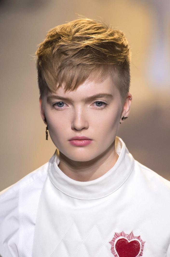 Taglio capelli per forma viso