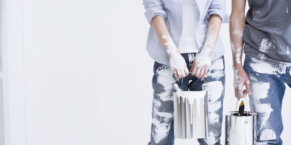 Imbiancare casa: 10 consigli su come scegliere i colori per pareti