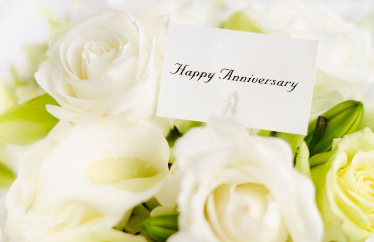 Favorito 10 frasi di auguri per l'anniversario di matrimonio NM29