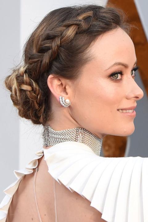 Eccezionale Le 5 acconciature capelli con trecce più amate su Pinterest WL11