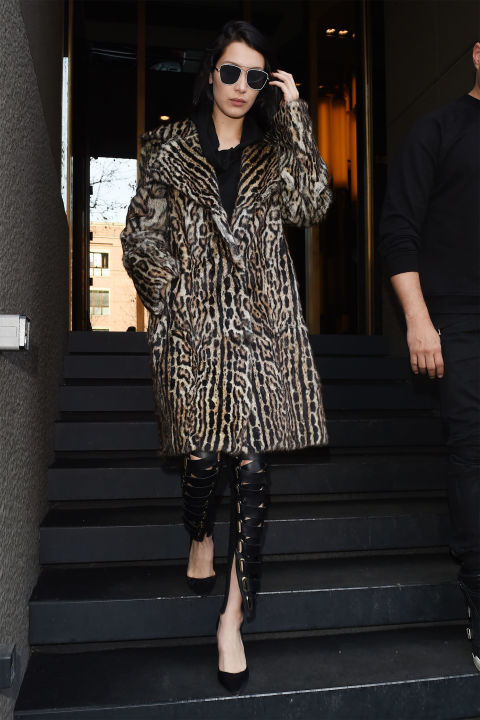 Bella Hadid I 42 Look Pi 249 Belli Street Style E Red Carpet