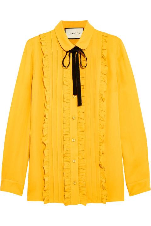 spesso Per la Festa della donna 2017, che ne dici di un look giallo mimosa? UZ16