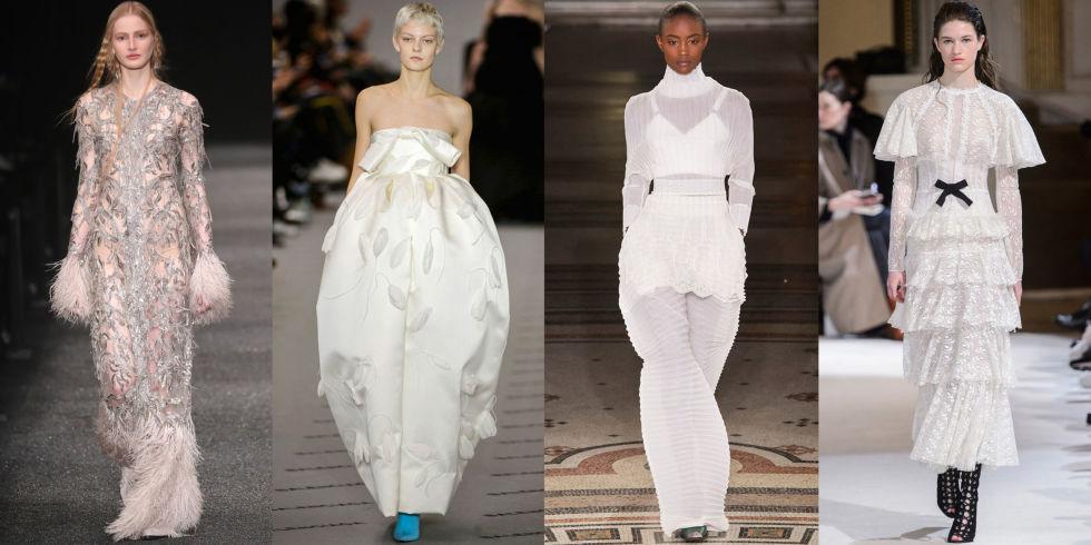 Eccezionale 194 vestiti dalle sfilate perfetti anche come abiti da sposa TM06