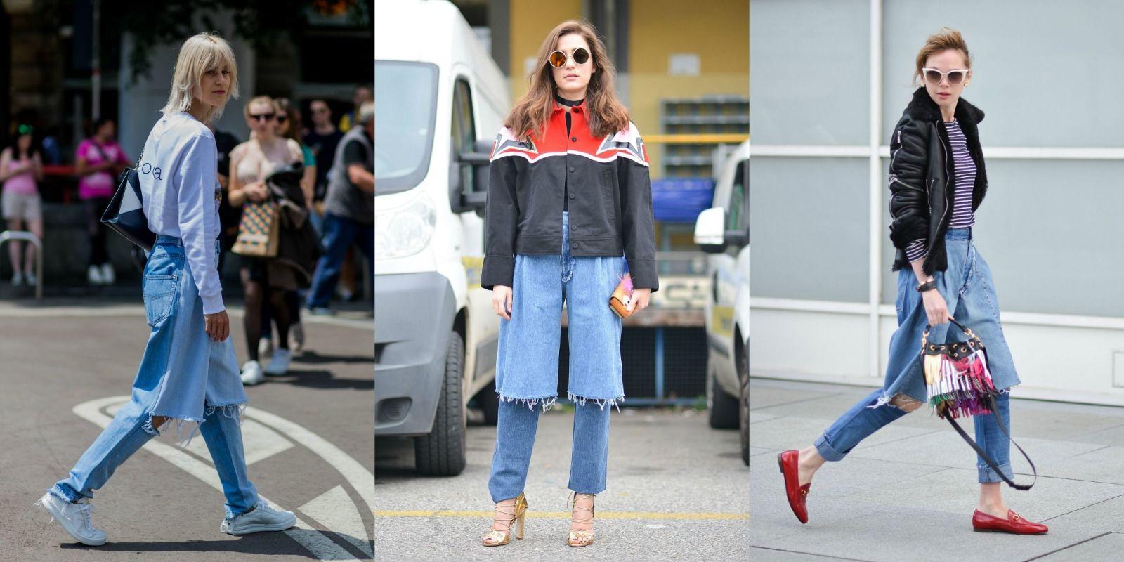 Assez I jeans strappati che fanno impazzire le influencer: tu li  NZ52