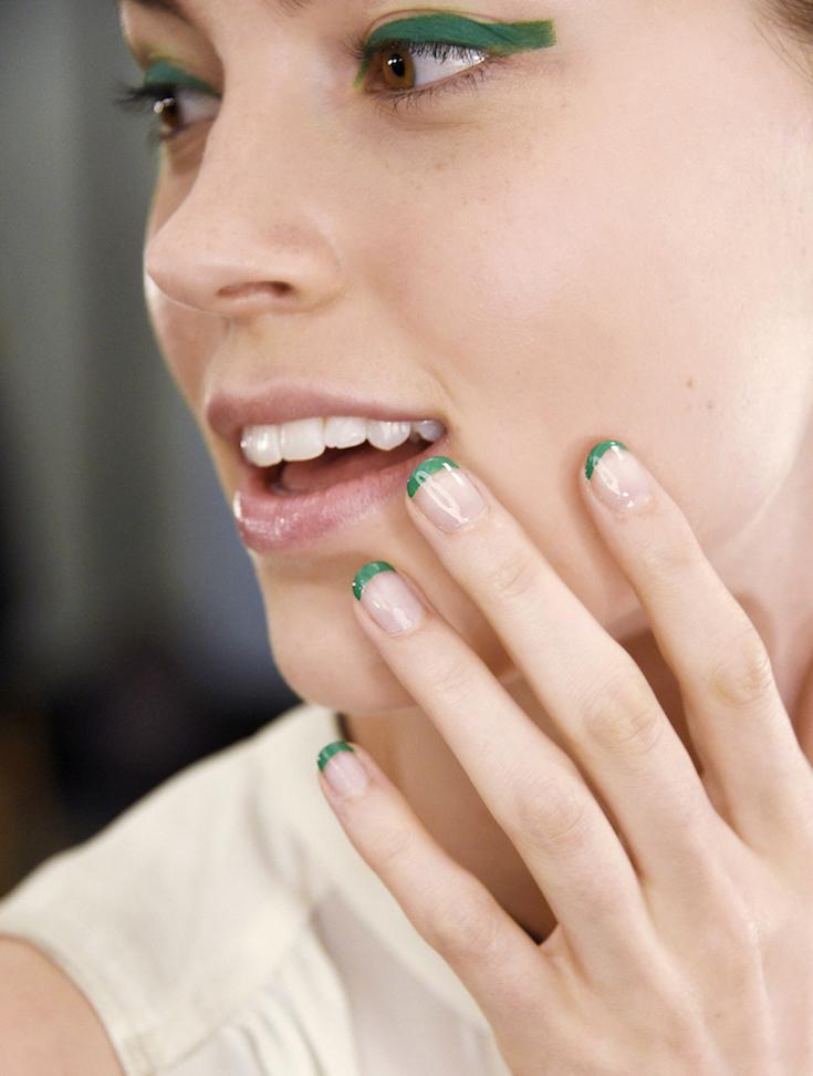 Unghie french colorate 15 immagini di nails french - Immagini estive a colori ...