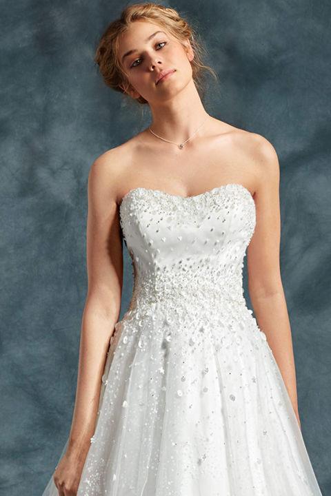 Ben noto Ad ogni abito da sposa il suo reggiseno LL36
