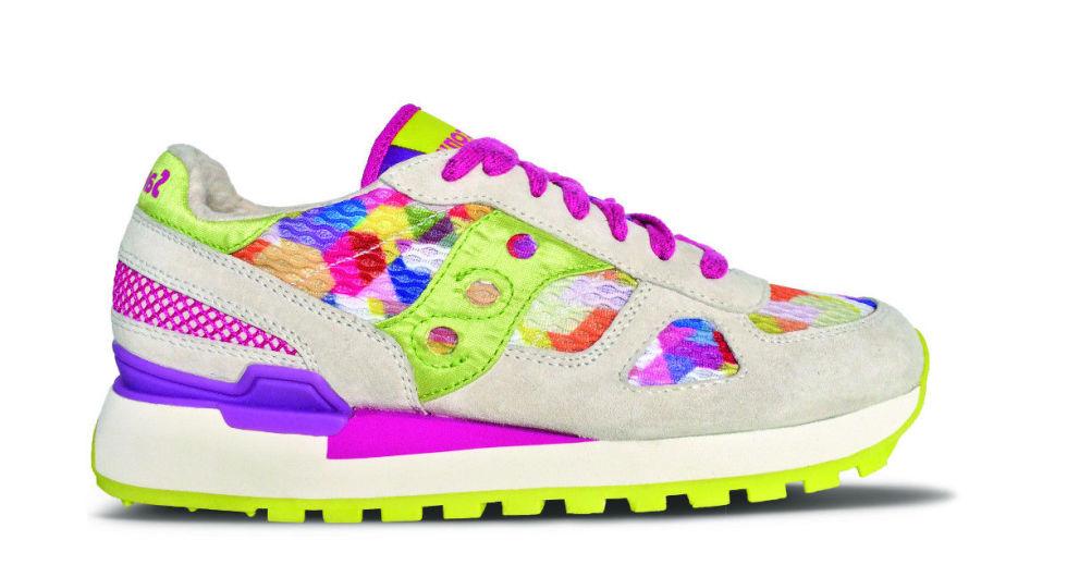 Saucony, le sneaker colorate ioamolescarpe