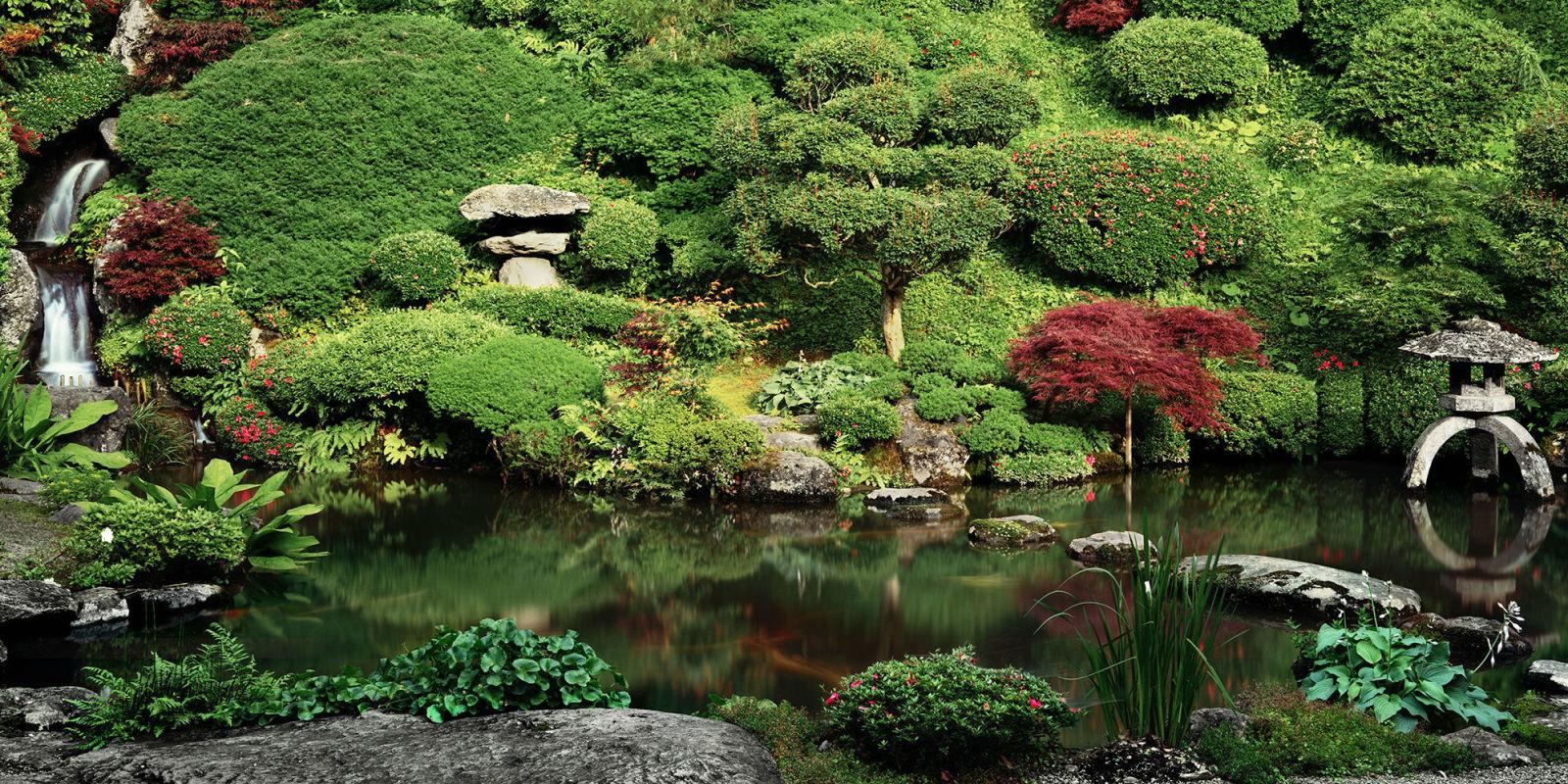 Giardino giapponese roma tutte le info for Giardini zen giapponesi