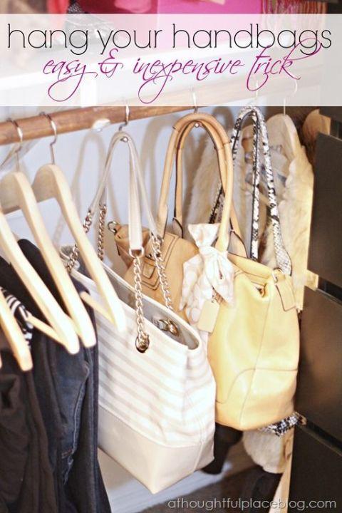 Come organizzare l'armadio in modo efficiente? 13 idee geniali