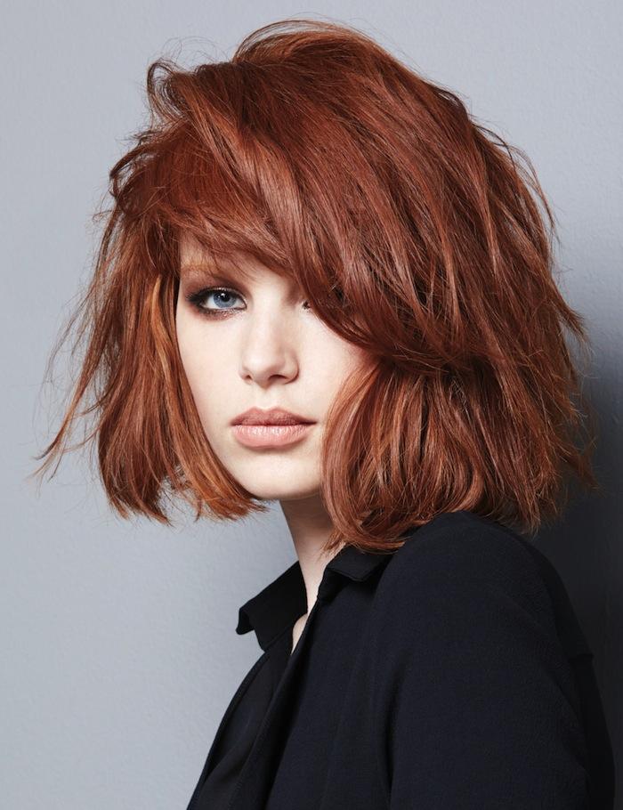 Tagli capelli inverno 2017-2018 alla francese
