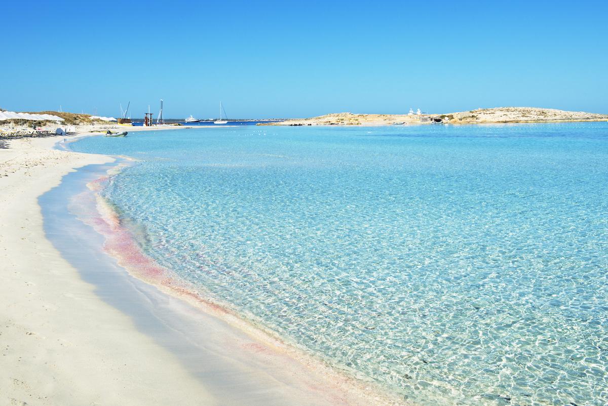 Best Beaches In Europe Ibiza