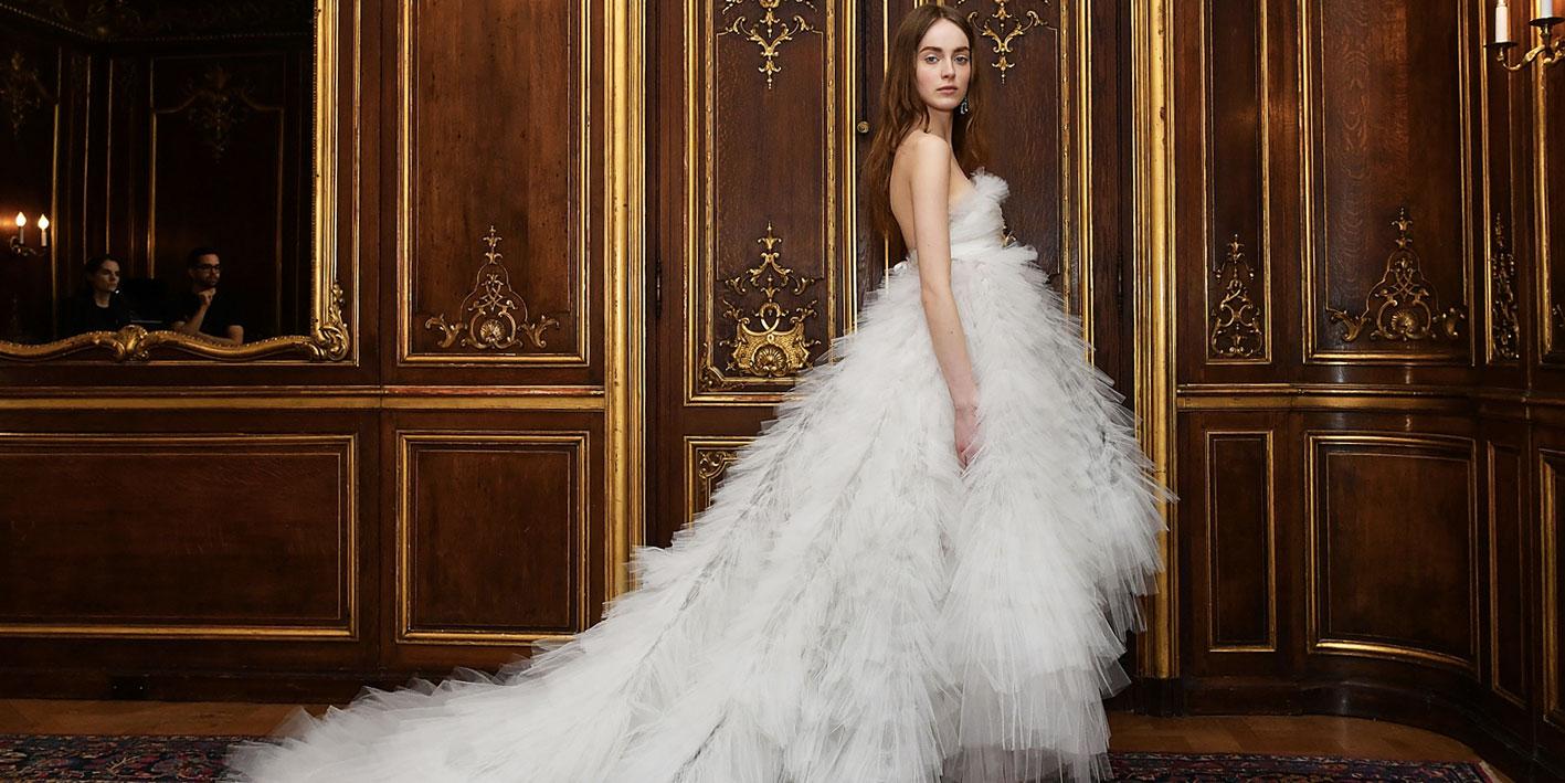 abbastanza 10 abiti da sposa originali se sei una fuori dagli schemi YK89