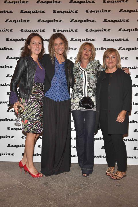 Esquire italia il cocktail party di presentazione dell for Hearst magazines italia stage