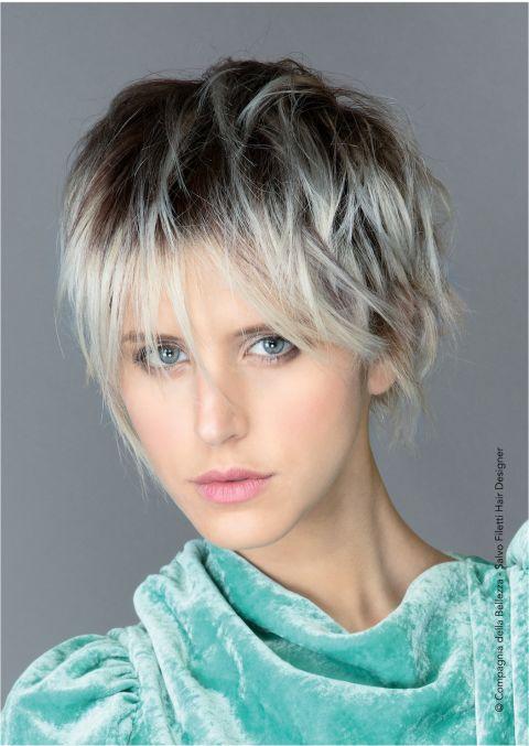 Eccezionale corti, i tagli novità degli hairstylist BT26