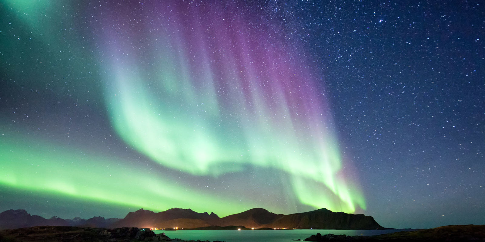 Aurora boreale i 10 posti migliori per vederla for Aurora boreale sfondo