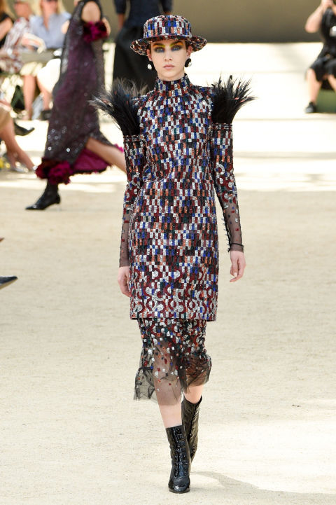 Preferenza 13 abiti da sera haute couture moda inverno 2018 CO57