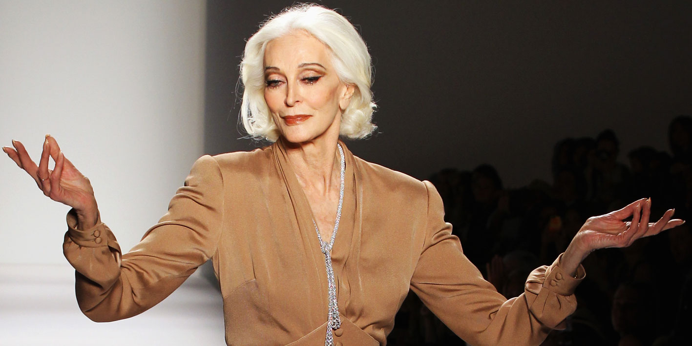 6 Stunning Examples of Fashion for Older Women (Photos) Using older fashion models