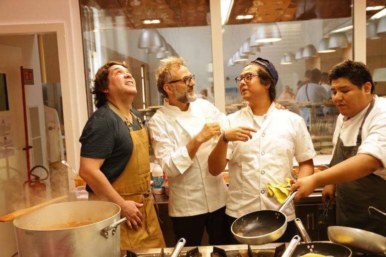 Massimo Bottura Food for soul
