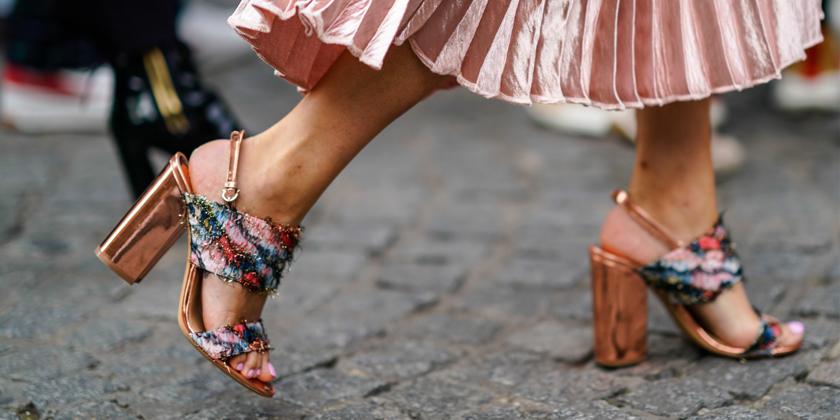 Le scarpe Primavera Estate 2018 in 41 modelli pazzeschi tra tacchi, sandali, ballerine