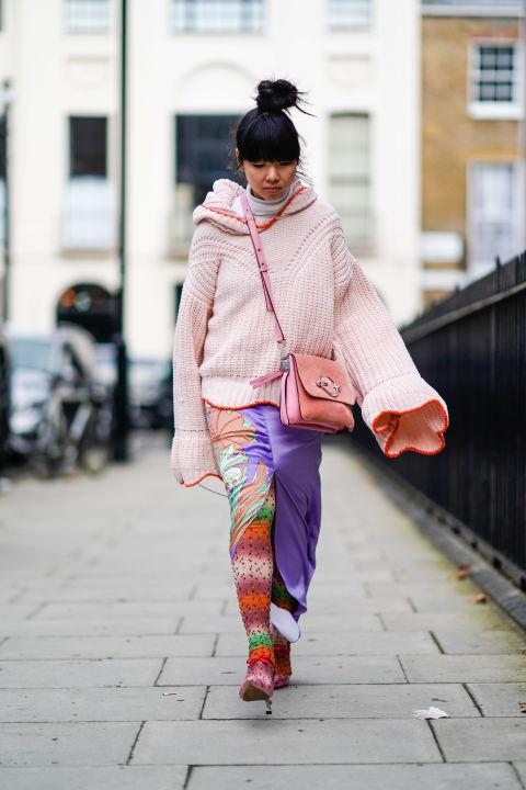 Moda inverno 2019: lo stile dallo street style di Londra